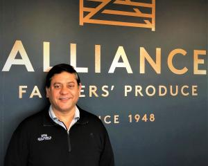 Alliance Lorne- ville plant manager Shashank Pande is enjoying the Southland lifestyle. Photo:...