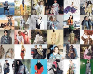 The iD International Emerging Designer Awards drew an abundance of applications. Photos: supplied