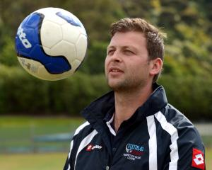 Football South chief executive Chris Wright: ''That is probably one of the biggest challenges we...