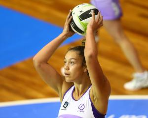 Maia Wilson shot 36 of her 39 attempts in a player-of-the-match performance for the Stars. Photo:...