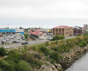"Greymouth is ""a living museum of misery"" the Facebook post says. Photo: Wikipedia"