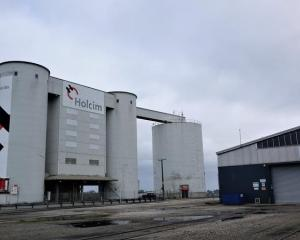 The site in Westport which was once the home of Holcim Cement, and which is earmarked for new...