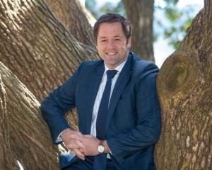 National Party Clutha-Southland MP Hamish Walker. Photo: NZ Herald