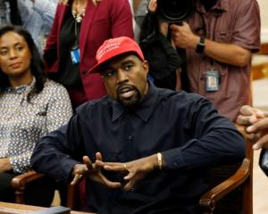Kanye spoke of several things with the President including alternative universes, a new plane...