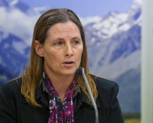Katie Milne has been appointed to the West Coast Conservation Board. Photo: NZ Herald