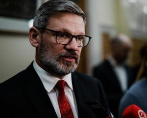 Immigration Minister Iain Lees-Galloway. Photo: RNZ