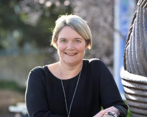 Otago Polytechnic's Megan Gibbons. Photo: ODT