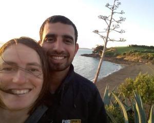 Nina Duhamel and her partner Ramiro are still in Phnom Penh after Ramiro's paperwork was rejected...