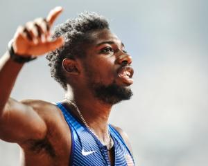 Noah Lyles. Photo: Getty Images