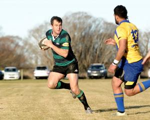 Nick McLennan has stood out for Maheno this season. Photo: Dave Boyle