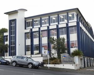 The Otago Regional Council building in Dunedin. PHOTO: ODT FILES