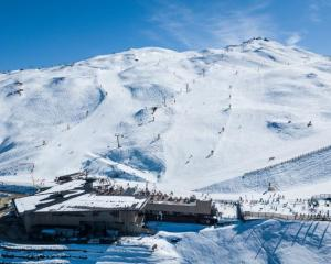 Coronet Peak has extended its season unitl October 6. Photo: ODT files
