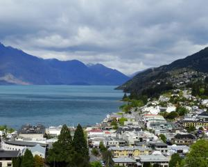 Queenstown tenants have plenty more options to choose from. Photo: ODT files