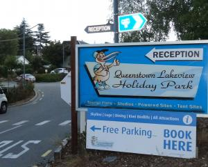 Queenstown's sole Covid-19 case so far stayed at this central holiday park for three nights...