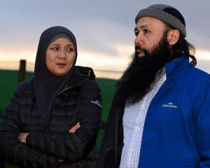 Silvia and Reza Abdul-Jabbar are leaders in the Muslim community in Southland, where they also...