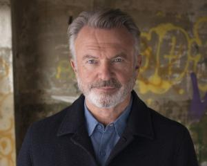 Sam Neill. Photo: supplied