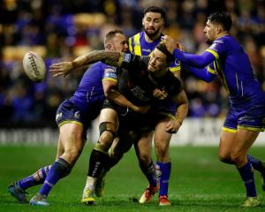 Sonny Bill Williams' Toronto Wolfpack has withdrawn from the UK Super League amid coronavirus...