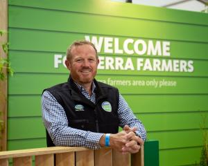 Fonterra FarmSource regional head for Otago and Southland Mark Robinson. PHOTO: SUPPLIED