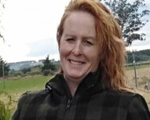Kate Wilson now farms at Hillend, in South Otago.PHOTO: SUPPLIED