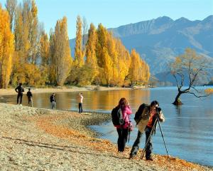 Wanaka is becoming an increasingly popular market for residential buyers. Photo by Stephen Jaquiery.
