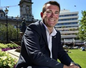 Dunedin list MP Michael Woodhouse. Photo: ODT files