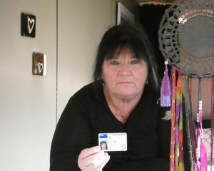 Karen Elliot has only her New Zealand driver's licence, birth certificate and expired UK passport...