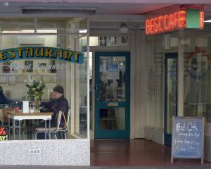 Dunedin's iconic Best Cafe. Photo: ODT files
