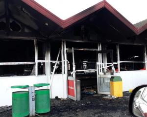 A tablet may have started the fire at the Mossburn Diner in Southland last Friday, a fire...