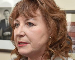 Dunedin South Labour MP Clare Curran. PHOTO: ODT FILE