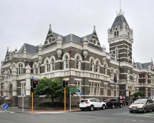 Dunedin Courthouse. Photo: ODT files