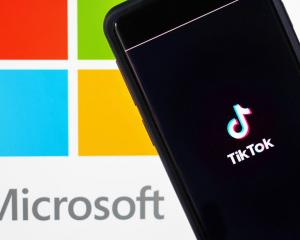 Microsoft is considering taking over TikTok from Chinese firm ByteDance.  Photo: Getty Images