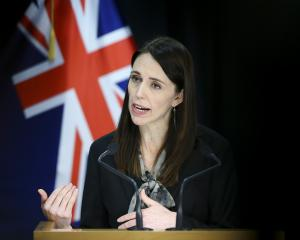PM Jacinda Ardern will make an announcement on Monday regarding the upcoming election. Photo:...