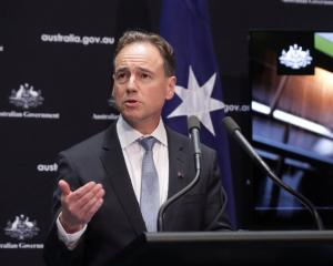 Federal Health Minister Greg Hunt. Photo: Getty Images