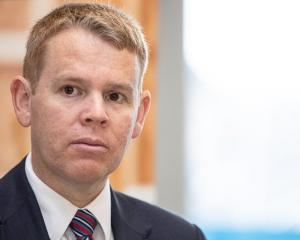 Health Minister Chris Hipkins. Photo: RNZ