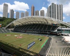 The Hong Kong-based Asia Pacific Dragons have expressed an interest in Super Rugby. Photo: Getty...