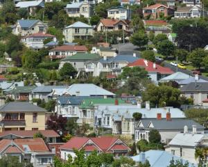 New figures from CoreLogic show the average price of a house in Dunedin had jumped 18% and, at ...