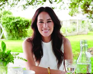 Author and television personality Joanna Gaines. PHOTOS: SUPPLIED