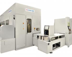 Rocklabs' linear sample preparation system features automated crushing, splitting and sample...