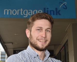 Mortgage Link Otago adviser Ben Fleming  says it  is clear the property market in Dunedin has not...