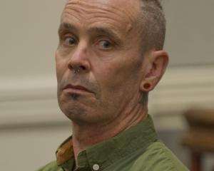 Reginald Robert Ozanne (50) in court today. Photo: Gerard O'Brien