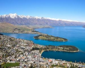 Tourism operators in Queenstown are struggling.