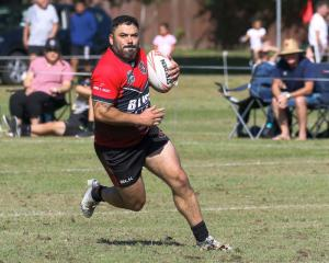 Shane Tamatea will play his 300th game for the Knights on Saturday. PHOTO: CANTERBURY RUGBY LEAGUE