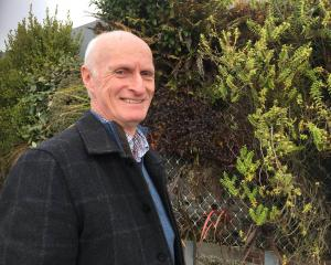 Pastor Alex McLaughlin, of South Otago, reflects on his time in the district. PHOTO: MARY-JO TOHILL