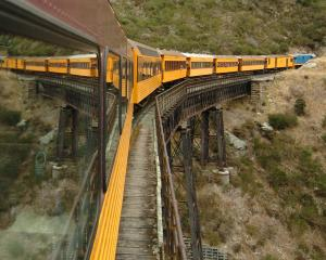 There is no rail trip in New Zealand that rivals the rugged splendour of the Taieri Gorge. PHOTOS...