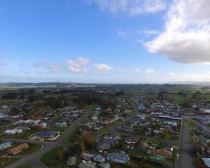 Tapanui. PHOTO: ODT FILES