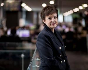Westland Milk's outgoing chief executive Toni Brendish. Photo: NZ Herald