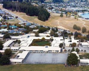 Mount Aspiring College. PHOTO: ODT FILES