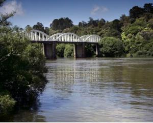 The Waikato River, near Tuakau, 10 of 37 samples taken over the decade carried E.coli levels that...