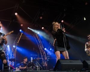 The Go Live! spring music festival has been postponed till November. Photo: Newsline