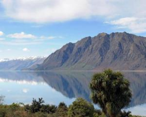 Lake Hawea. Photo: ODT files